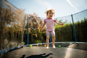 trampolinspringen